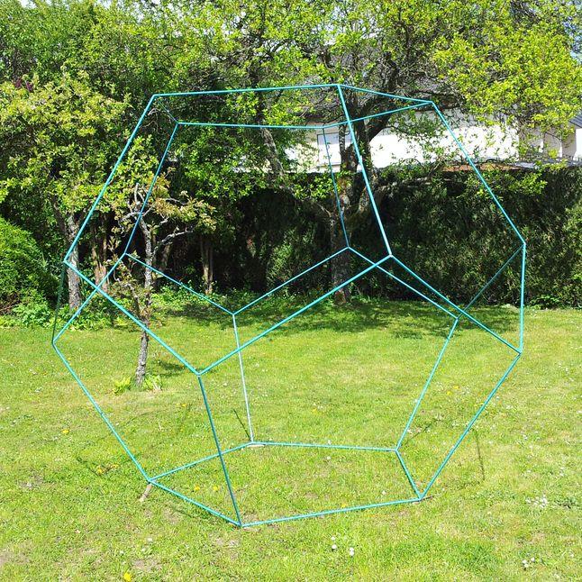 Begehbarer Leih-Dodekaeder