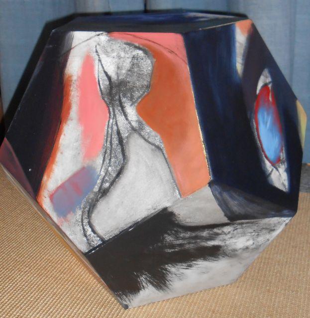 Sitzdodekaeder gestaltet von Thomas Notheisen