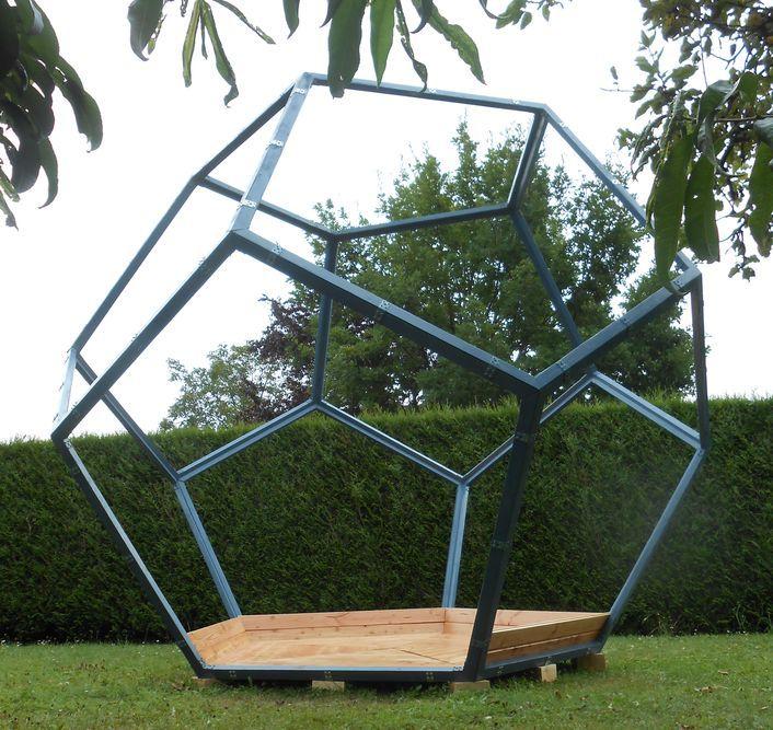 Dodekaeder in voller Größe