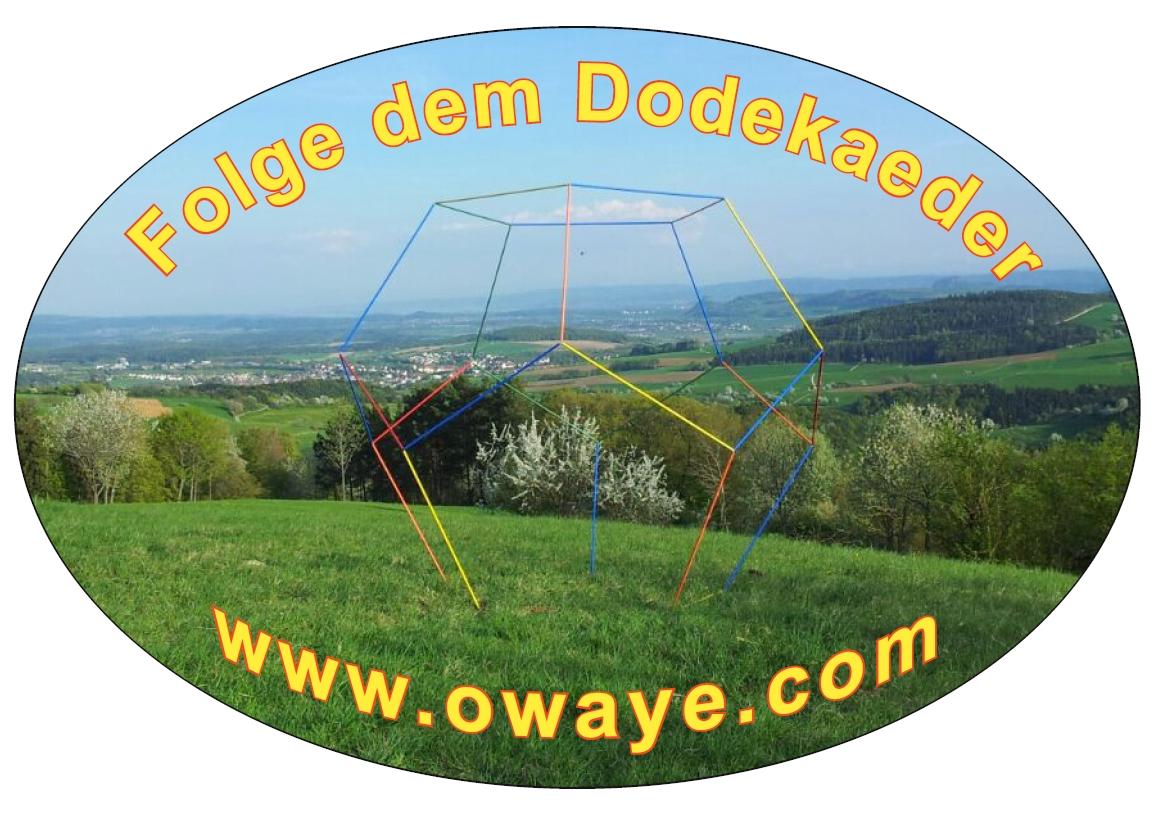 Folge dem Dodekaeder